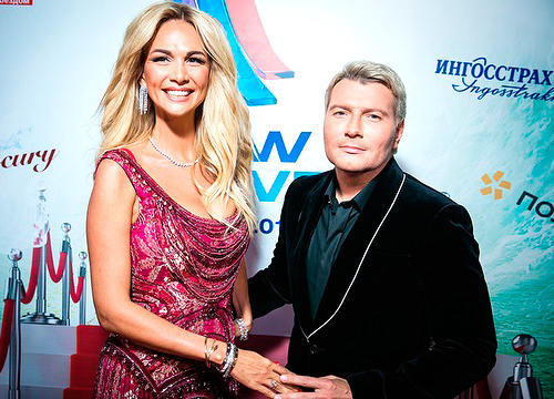 Николай с Викторией Лопыревой