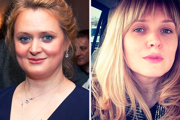 михалкова до и после похудения фото