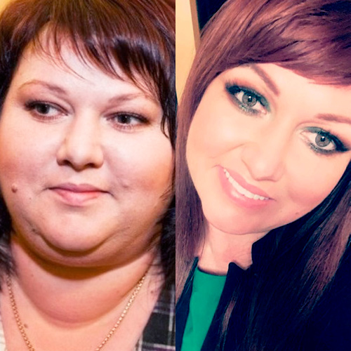 Квнщица ольга картункова изрядно похудела – фото до и после (-37 кг!)