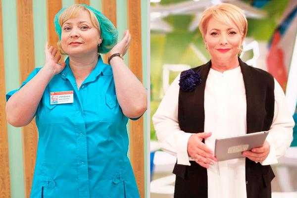Звезда сериала «интерны» светлана пермякова: 12 фото до и после похудения