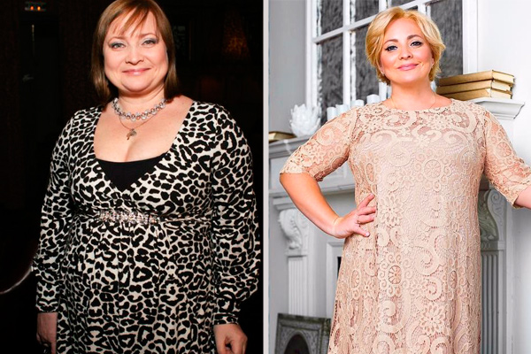 Актриса Похудела До И После. Фото: Звезды, которых не узнать после похудения