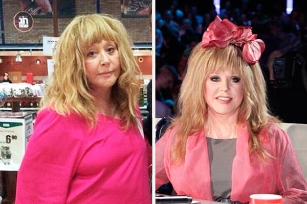 Как похудела пугачева на самом деле? фото до и после